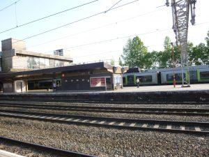 Quai de train Stafford